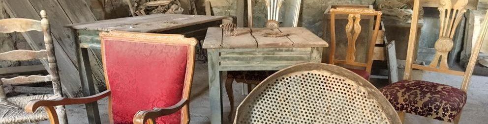 Los Cachivaches, Trastos viejos, Objetos, Antiguos