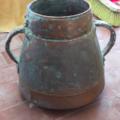 ollas,utensilios,cachivaches,antiguo,calentar agua