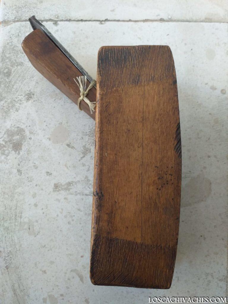 cepillo madera para barcos, antiguo, cachivaches, herramientas 3