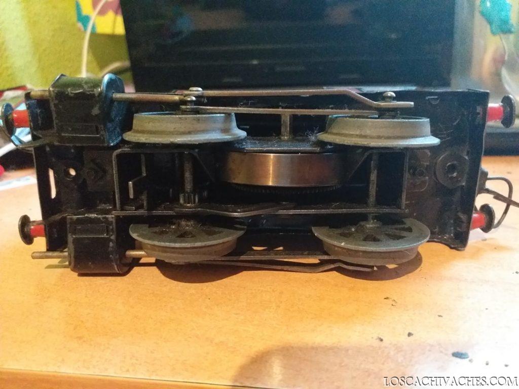 locomotoras, juguetes antiguos, trenes 2