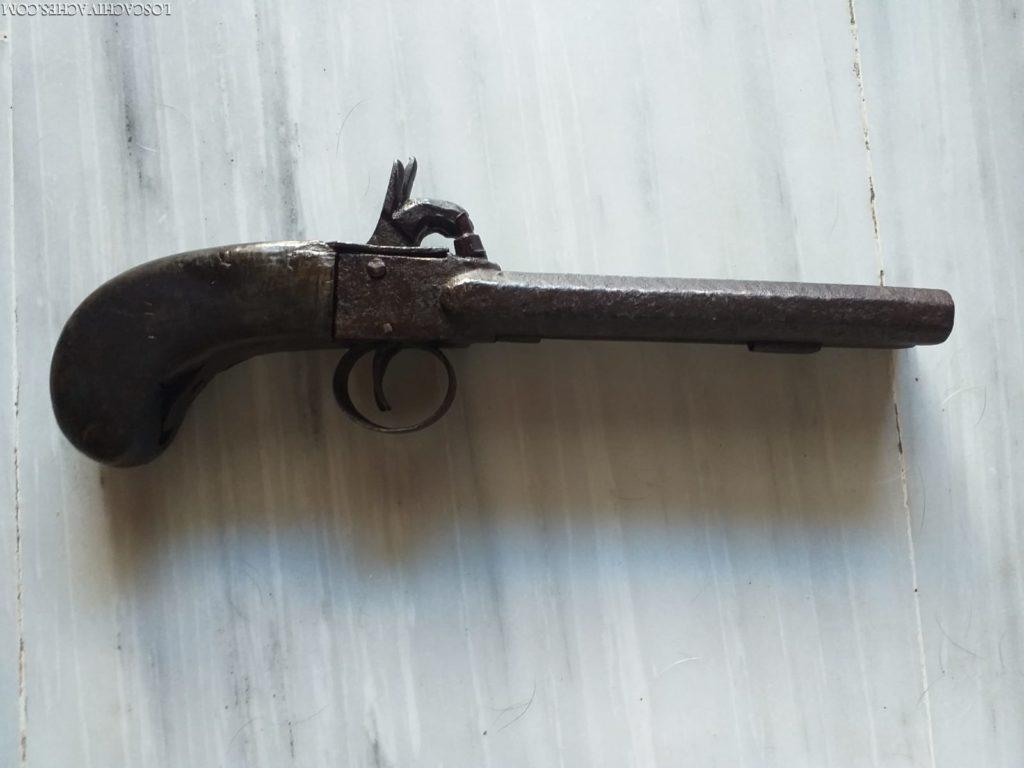 Pistola de Pirata - Armas Antiguas