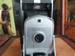 Cámara Fotos Polaroid Land 160 2