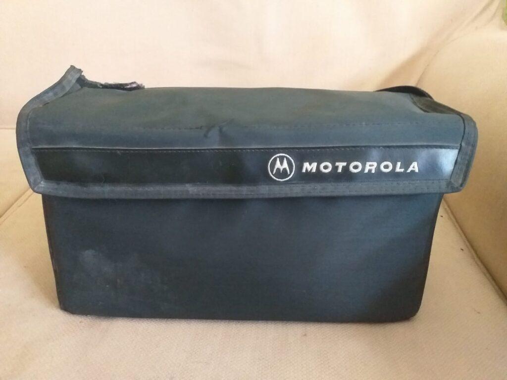 motorola 5000x, telefono movil decada años 80 portable