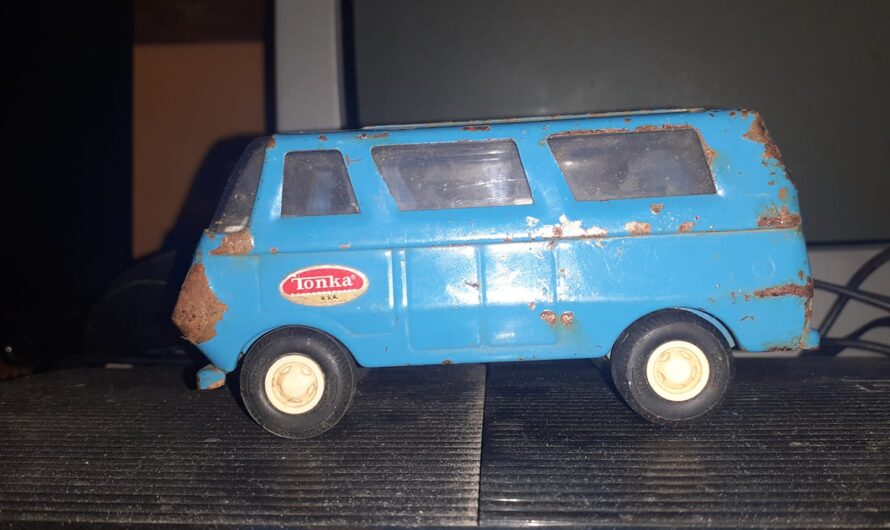 Juguetes Tonka made in USA – 1960/1970